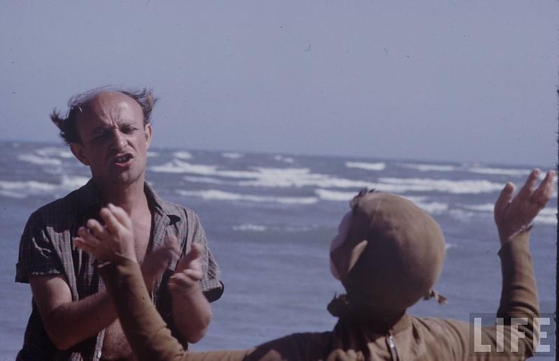 """На съёмочной площадке фильма """"Айболит-66 айболит, кино, ссср, фильм"""