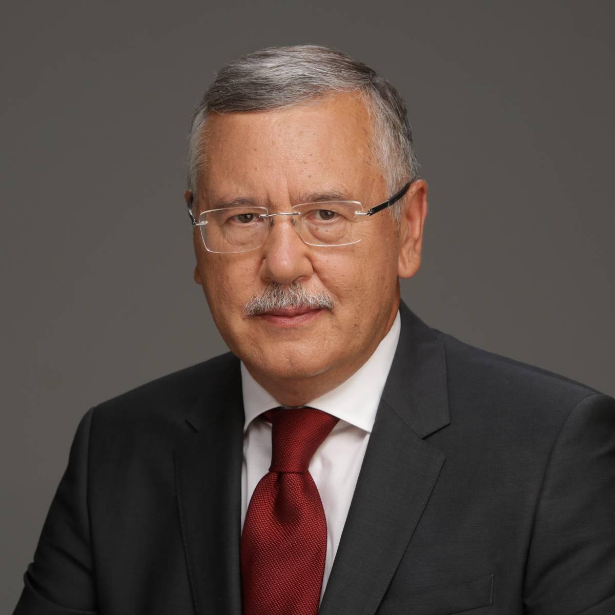 Гриценко идет в президенты: …