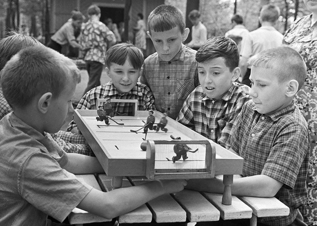 Если вы были ребенком в 60-е, 70-е или 80-е, начале 90-х