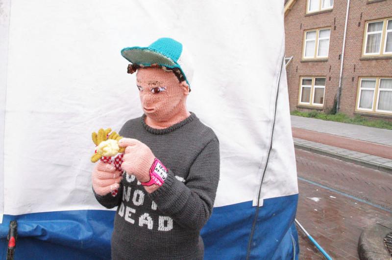 Немного фастфуда вязание, нидерланды, пубертат, рукоделие