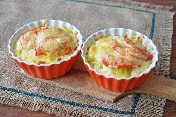 Что приготовить на завтрак: питательная запеканка с цветной капустой