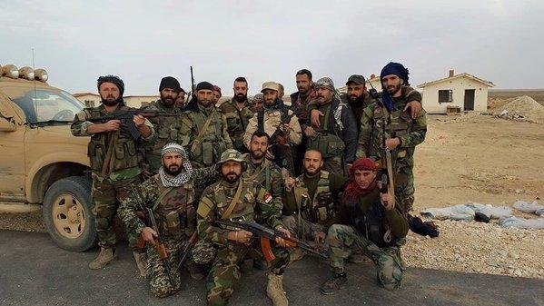 Боеспособность Сирийской Армии
