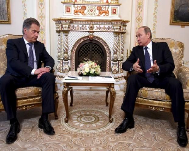 Президент Финляндии одёрнул журналистку CNN, пытавшуюся рассорить Россию и США