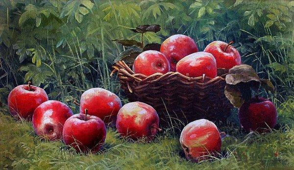 """7 сказочных сортов яблок и попробуем найти их реальные """"прототипы"""""""