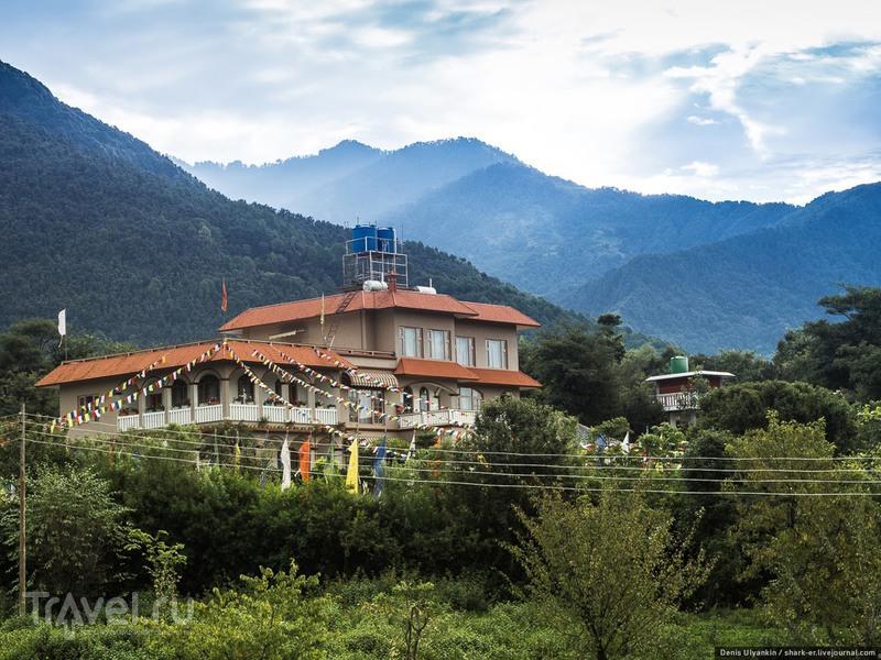 Индия. «Неизвестные Гималаи». Долгая дорога в Бир