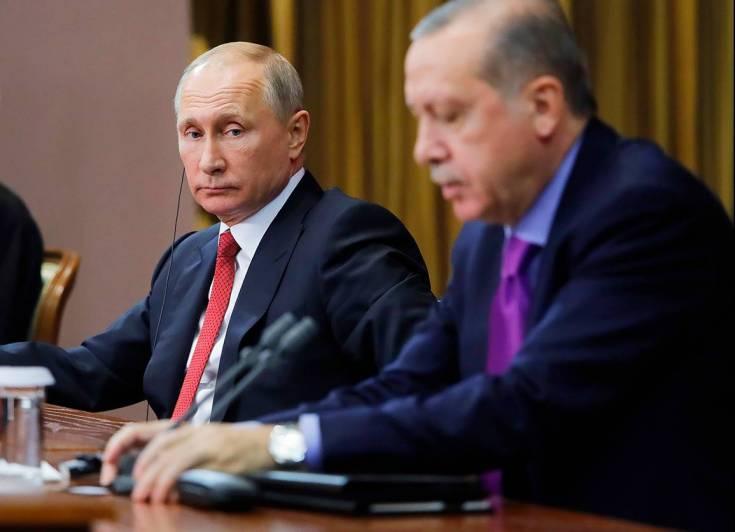 Сирийский вопрос: Россия поставила Турцию на место