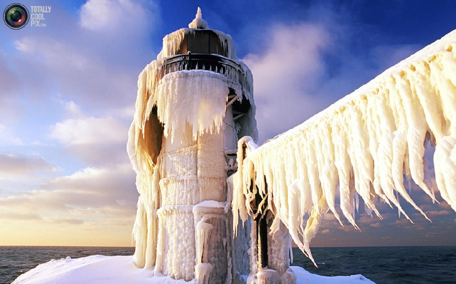 Красивые маяки