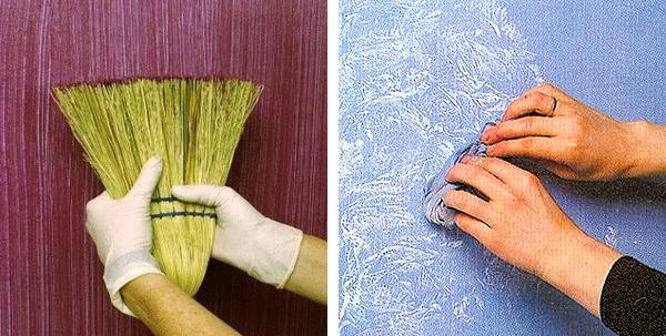 Как красить стены в квартире своими руками