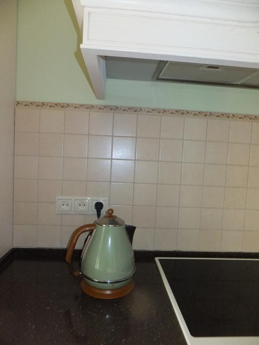Чайник на кухне