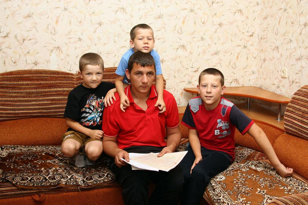 На Урале детям грозит выселе…