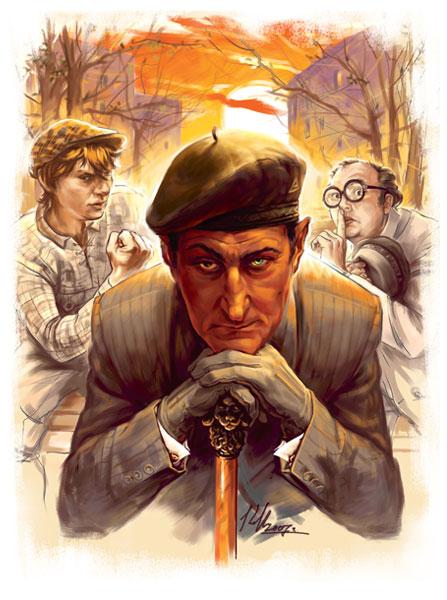 Иллюстрации к «Мастеру и Маргарите»: Иллюстрации Николая Королёва