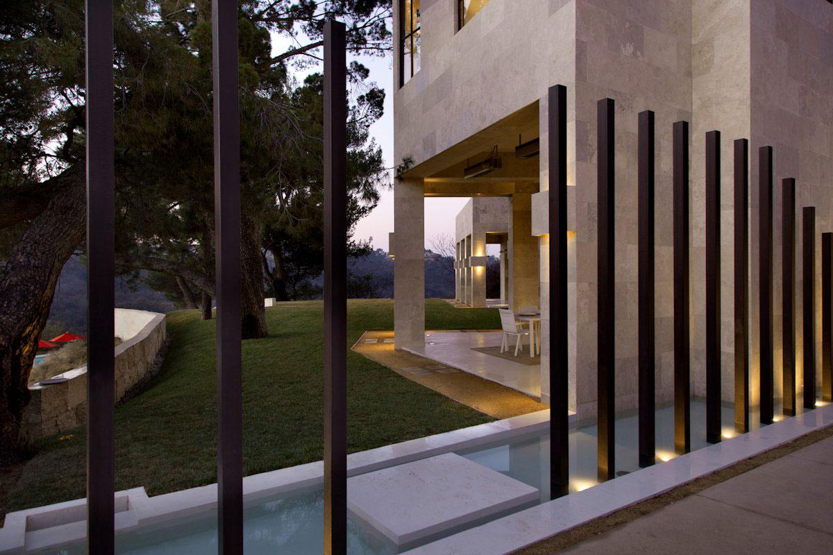 особняк в Бэль Эйр, частные дома в Лос-Анджелесе, купить дом в Лос-Анджелесе, дорогие особняки Калифорнии, частные дома в Калифорнии фото