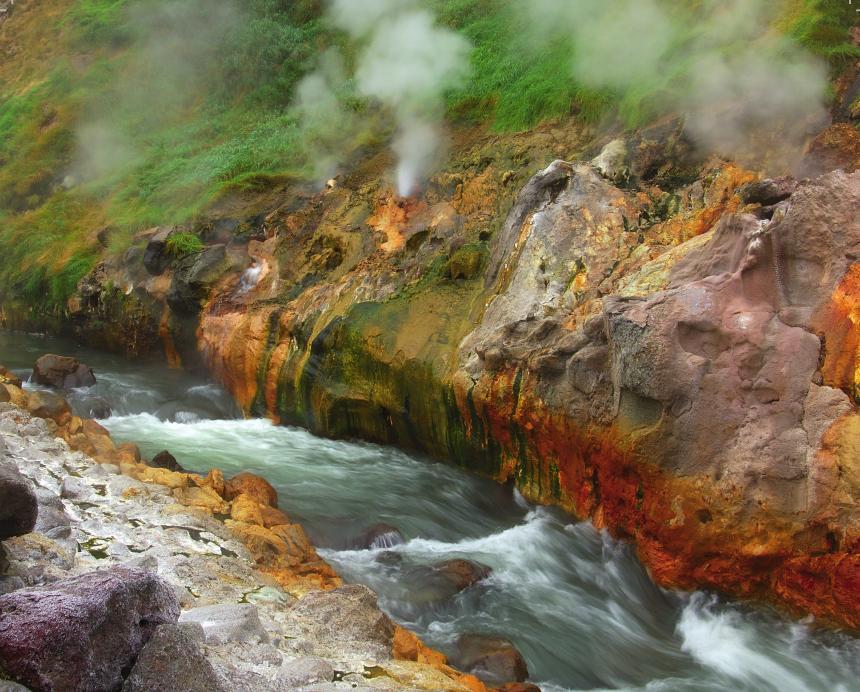 10 малоизвестных природных достопримечательностей России