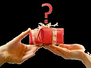 Можно ли передавать подарки