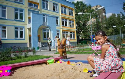 В столице к 1 сентября откроют около 20 детских садов и школ