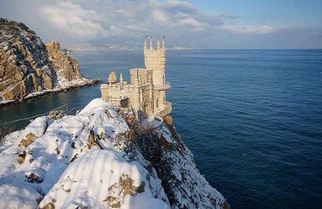 СМИ: Иски Украины к России по Крыму оказались блефом