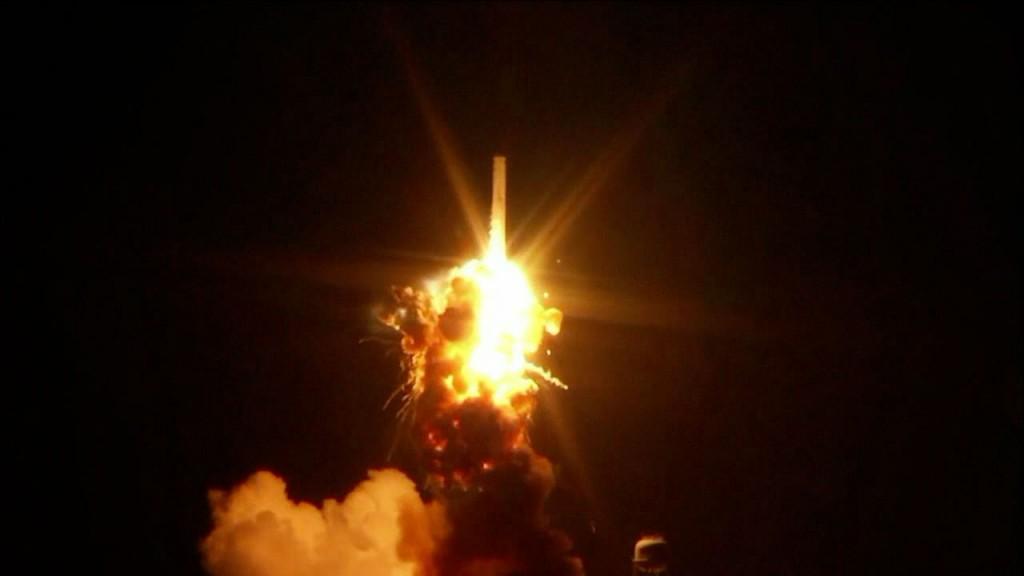Диверсия времен СССР: В NASA установили, что ракета Antares взорвалась из-за советских двигателей