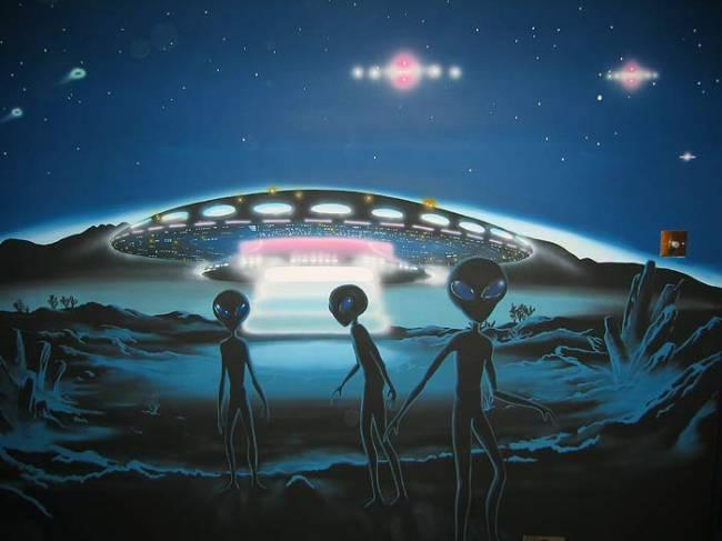 """Обнаруженные экзопланеты - предполагаемая родина """"серых"""" пришельцев и рептилоидов?"""