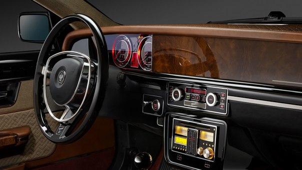 Новое российское ретро-купе «Bilenkin Vintage» — жемчужина автошоу в Дубае