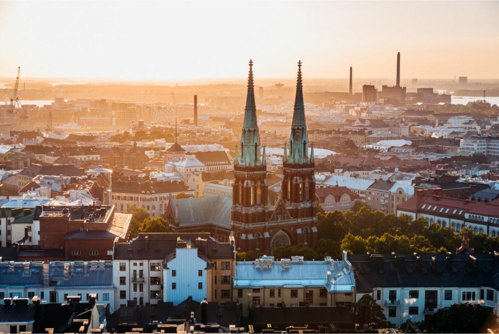 Хочу в Финляндию
