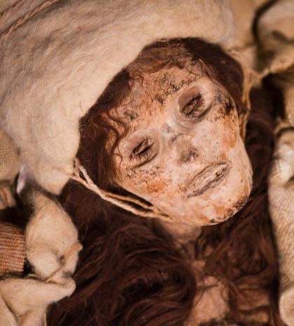 """Какие тайны хранят """"мумии Урумчи""""?"""