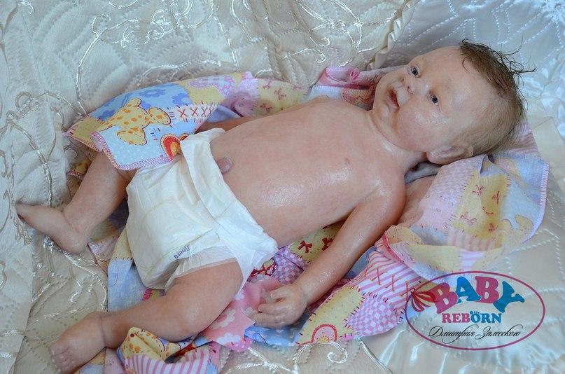 видео как делают реборнов свет новорожденного волнующее