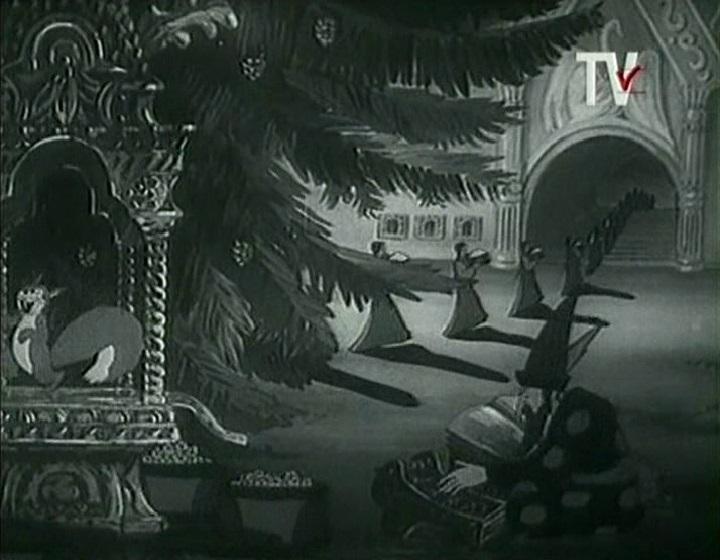 Сказка о царе Салтане (1943)