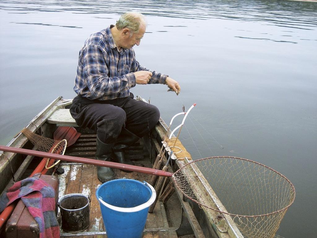 рыбалка на бортовые удочки в финском заливе