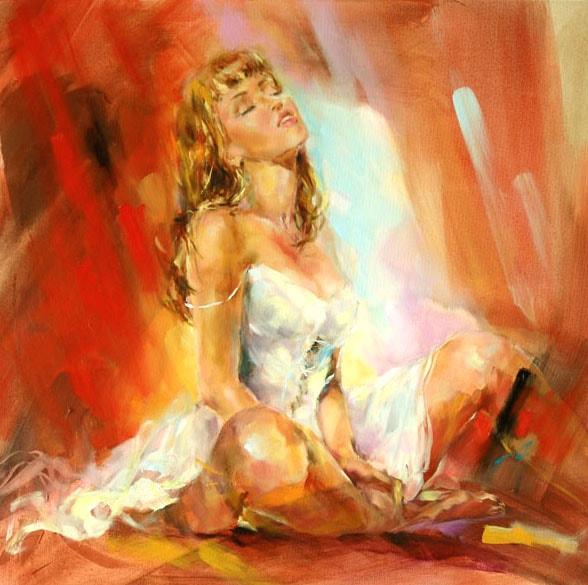 женский образ Анна Разумовская - 08