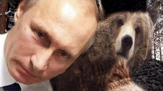 Le Soir: Селфи с Путиным дало интернет-пользователям повод для шуток
