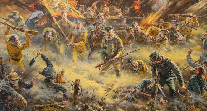 Атака мертвецов. Забытые герои забытой войны