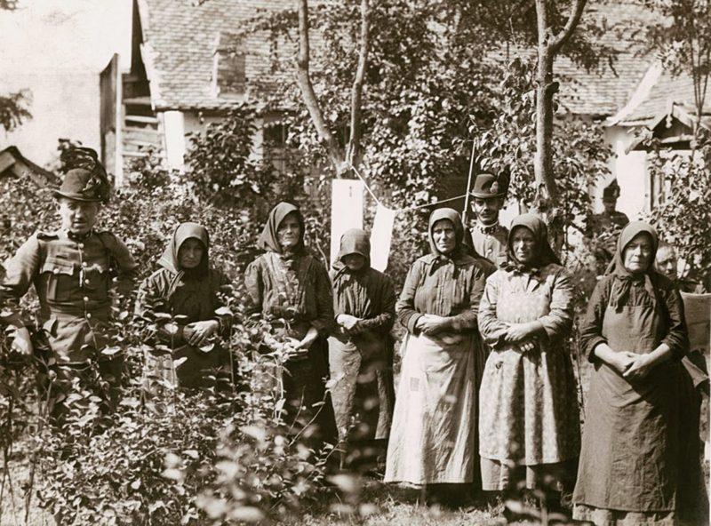 Мадьярские отравительницы из Надьрева