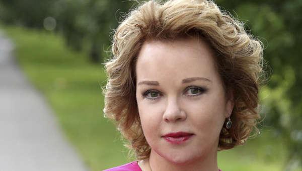 Елена Валюшкина объявила вой…
