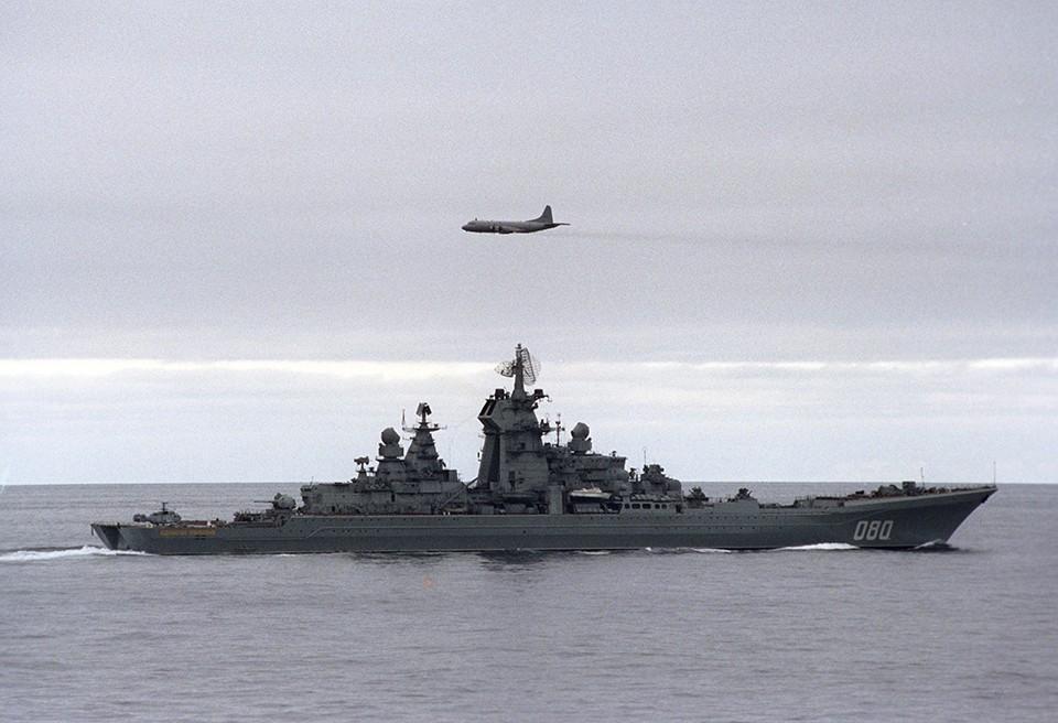 """В Минобороны РФ сообщили о возрождении крейсера""""Адмирал Нахимов"""", который оснащен ракетами """"Циркон"""""""