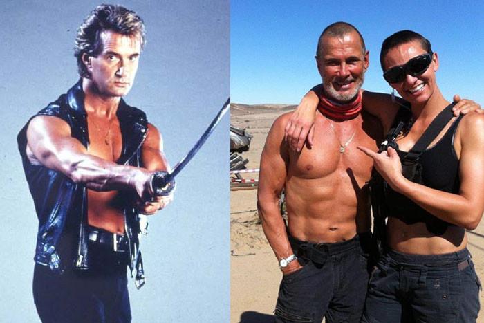 Кумиры боевиков нашей молодости: тогда и сейчас Кумиры боевиков, были-стали, голливуд, кино, тогда и сейчас, фото