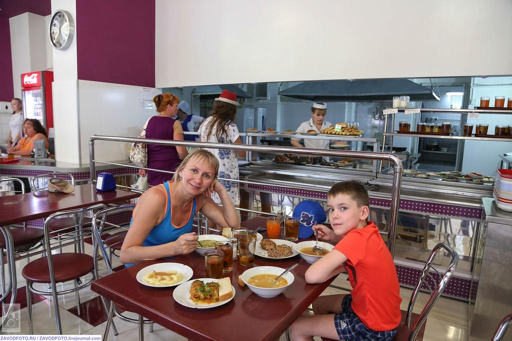 Где дешево, сердито и вкусно перекусить в Ялте