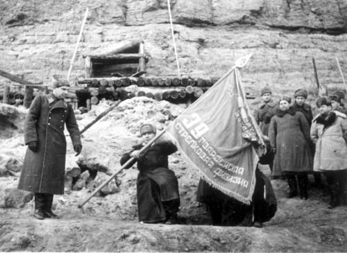 Сегодня 30 января 1943 года в в Сталинграде капитулировала 6-я немецкая армия.