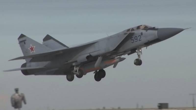 Новости от президента: авиационный ракетный комплекс «Кинжал»