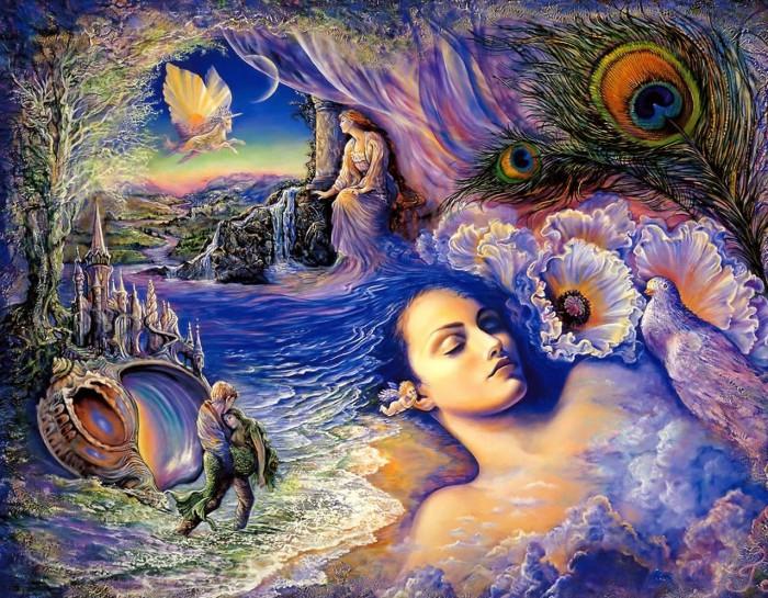 картины художника Josephine Wal -03
