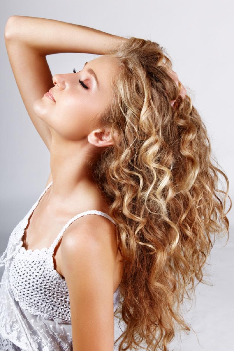 золотой цвет волос краска