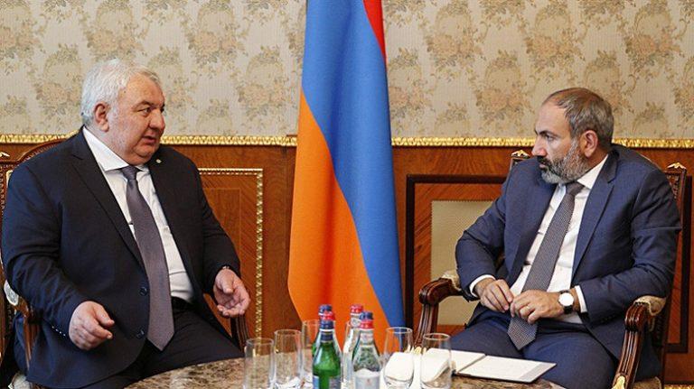 Зачем Пашинян пошел на резко…