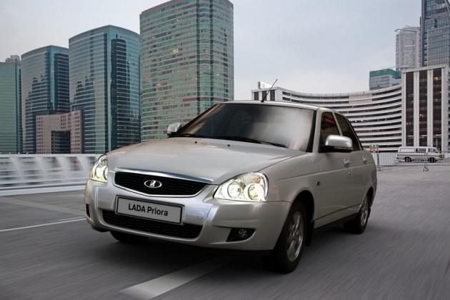 Lada Priora получила новую коробку передач