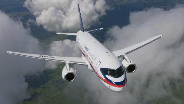 Россия и Египет подпишут меморандум о поставке самолетов SSJ100