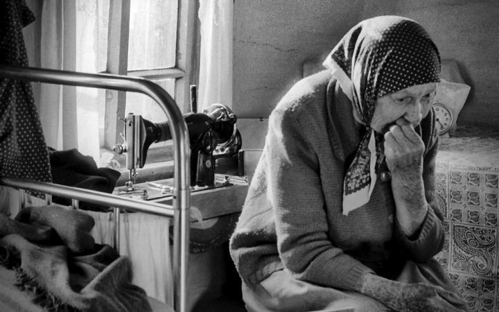 На Херсонщині алкоголік жорстоко пограбував пенсіонерку