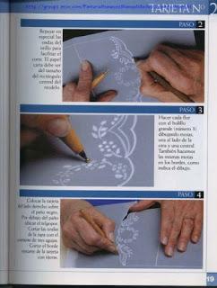Мини МК. Денежный конверт в техники парчмент крафт (пергамано).
