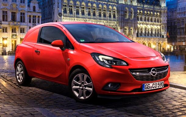 Opel представил новую модификацию Corsa
