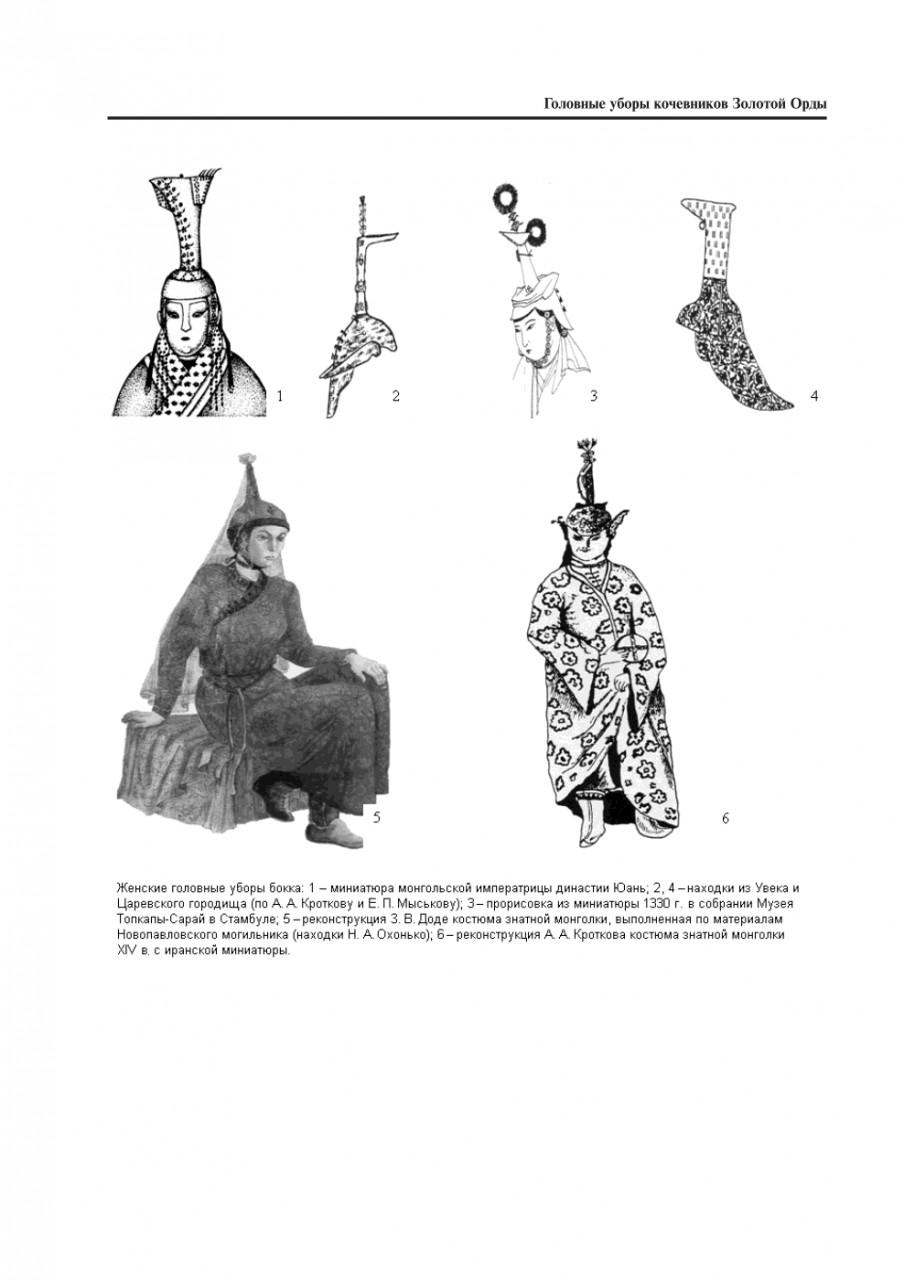 Головные уборы древней Руси новые фото