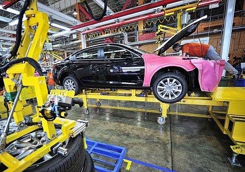Mazda потеряла таможенные льготы для сборки автомобилей в России