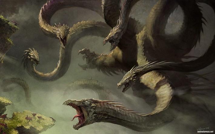 Самые интересные мифические существа
