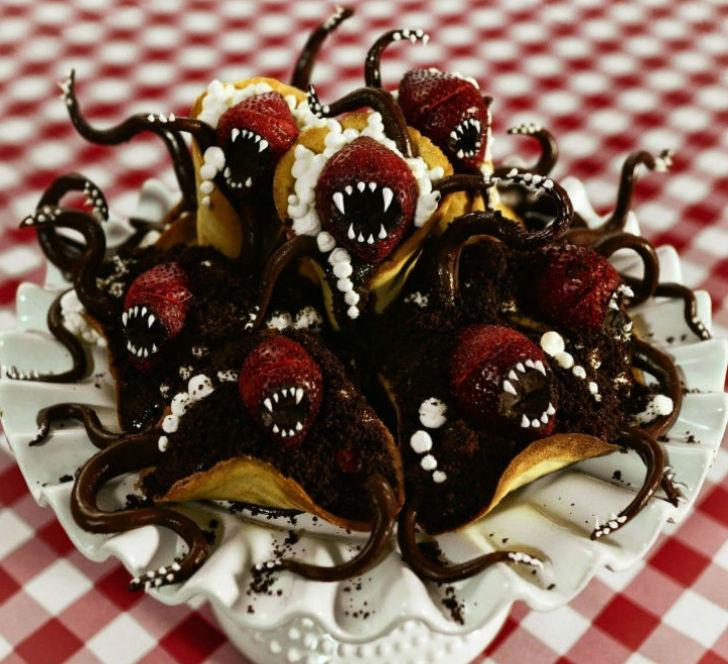 Страшно классные десерты для настоящих ведьм